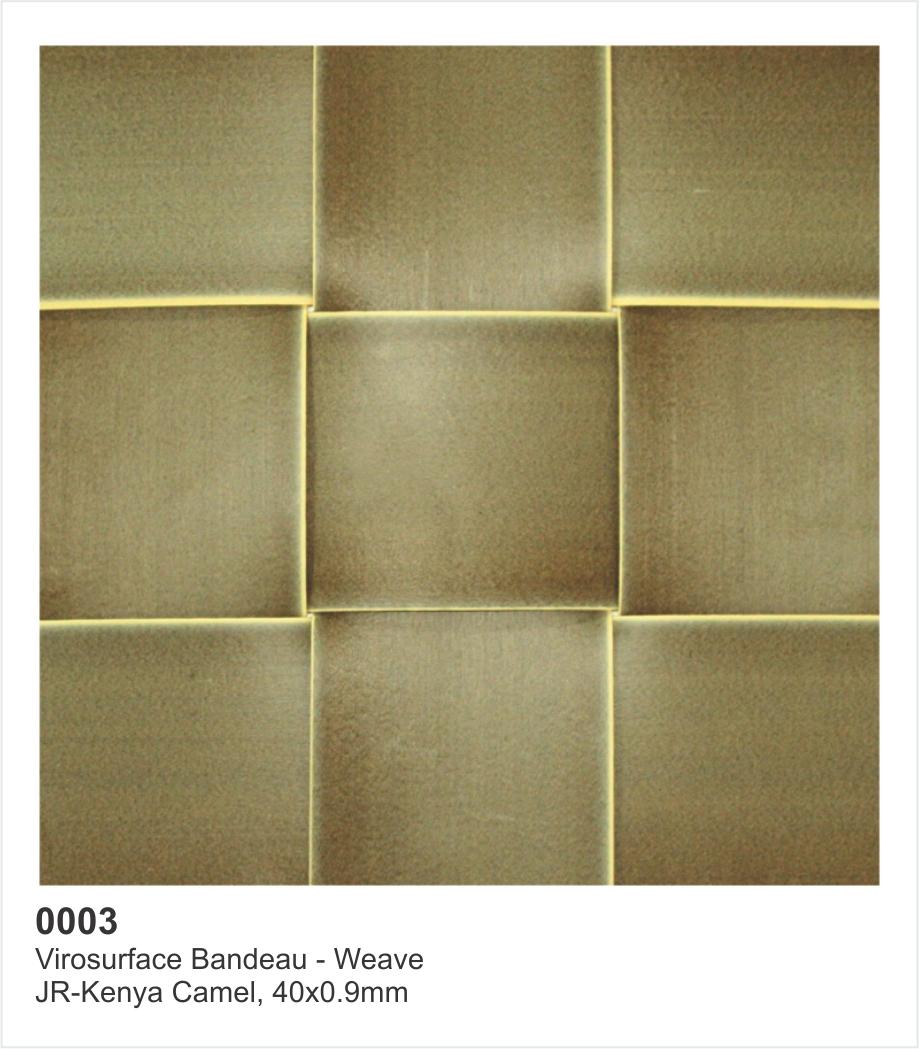 Virosurface Bandeau Weave 0003
