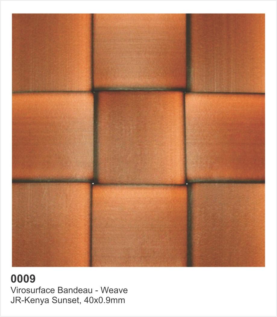 Virosurface Bandeau Weave 0009