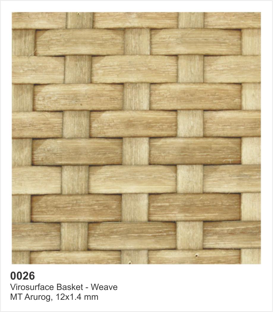 Virosurface Basket Weave 0026