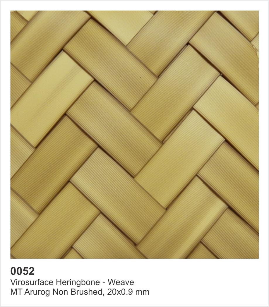Virosurface Heringbone Weave 0052