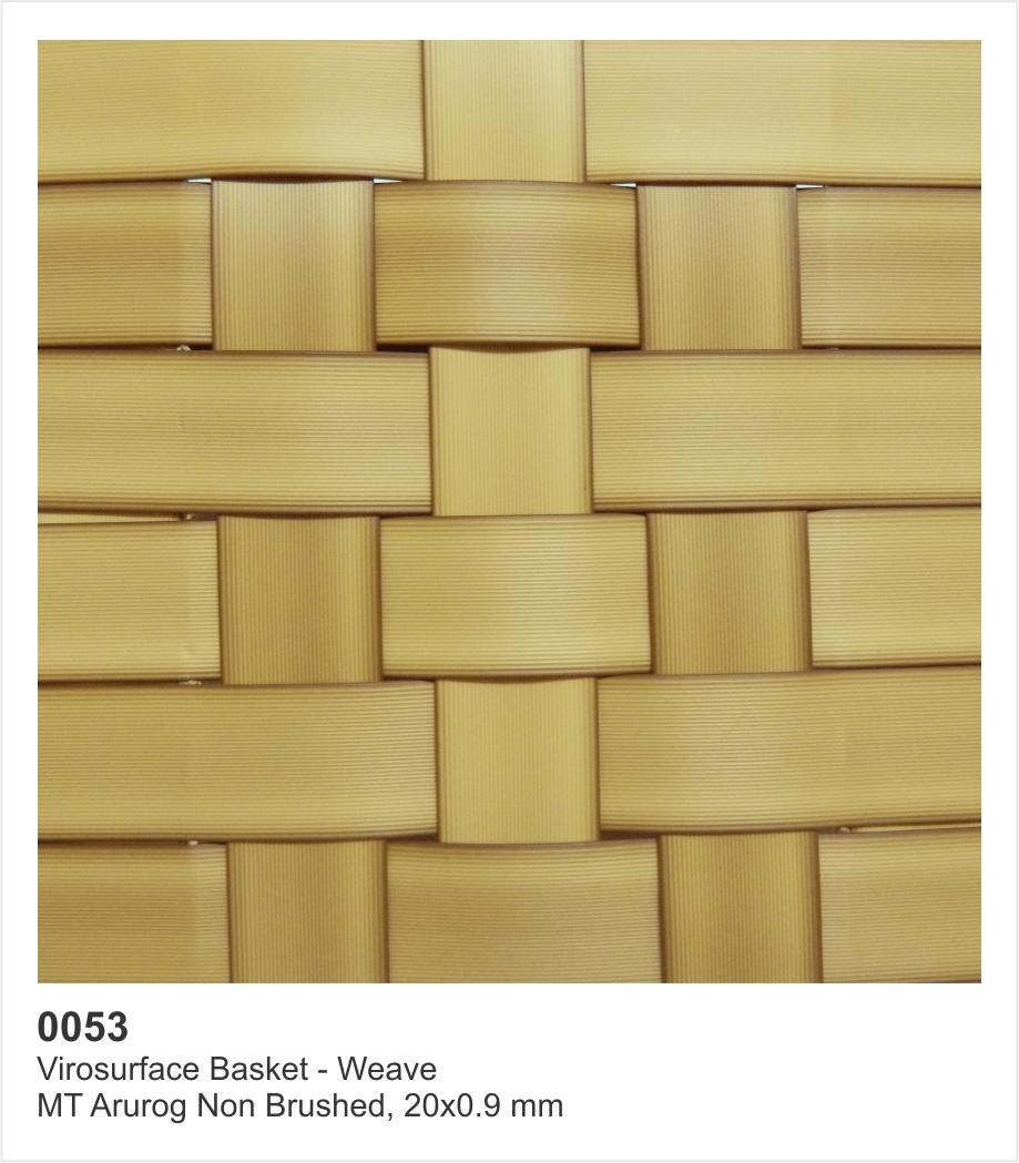 Virosurface Basket Weave 0053