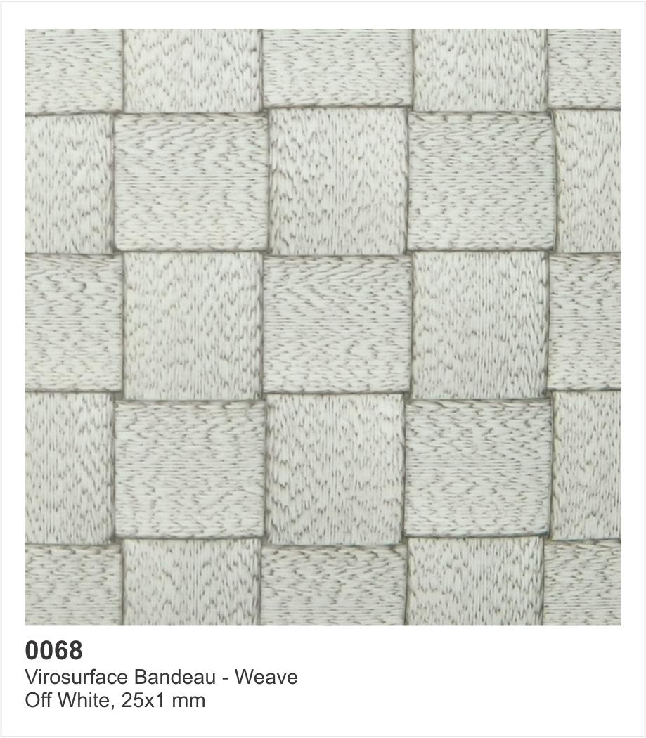 Virosurface Bandeau Weave 0068